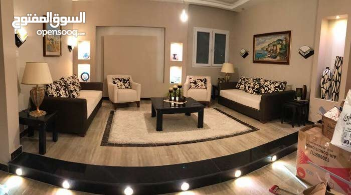excellent finishing apartment for sale in Benghazi city - Al-Fuwayhat
