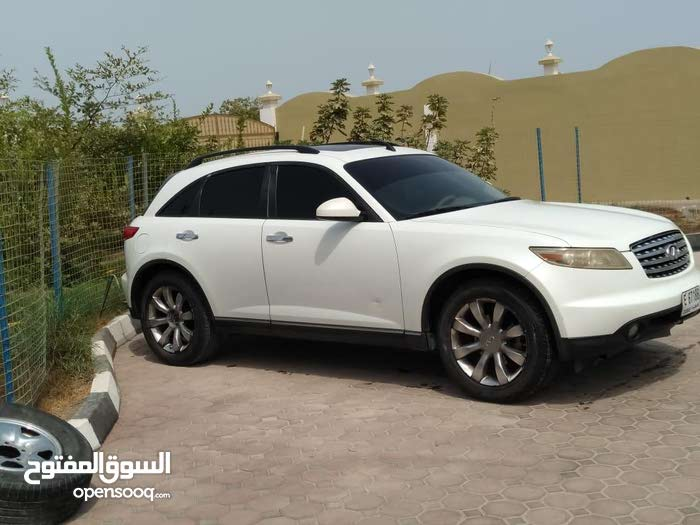 Available for sale! 180,000 - 189,999 km mileage Infiniti FX45 2005