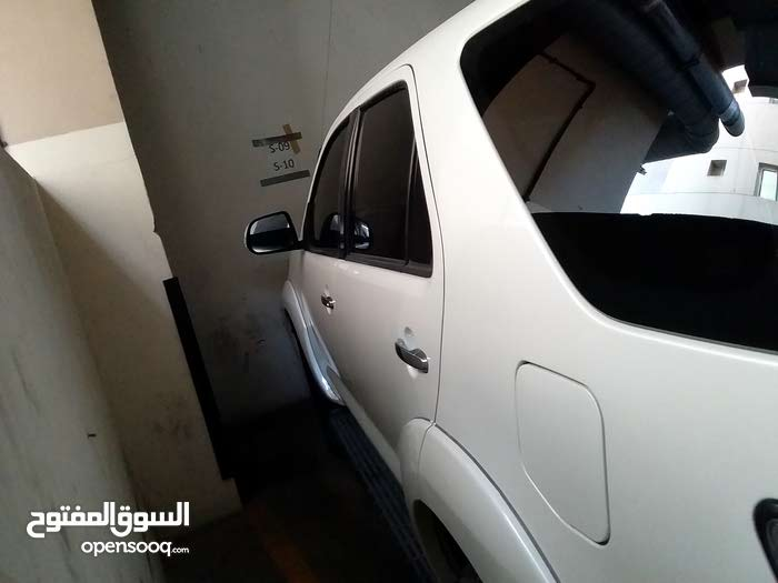 Used Toyota Fortuner for sale in Dubai