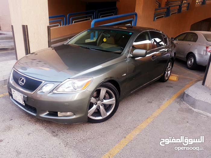 Automatic Lexus 2005 for sale - Used - Mecca city