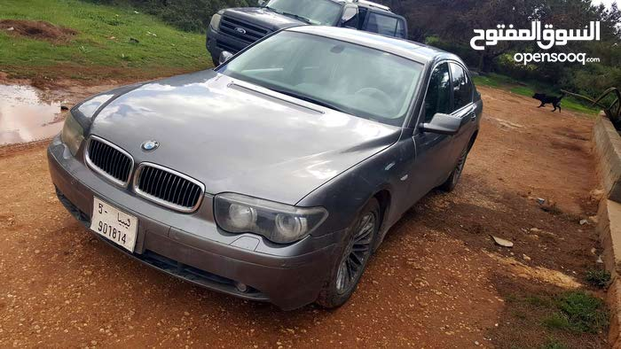 For sale Used BMW 745
