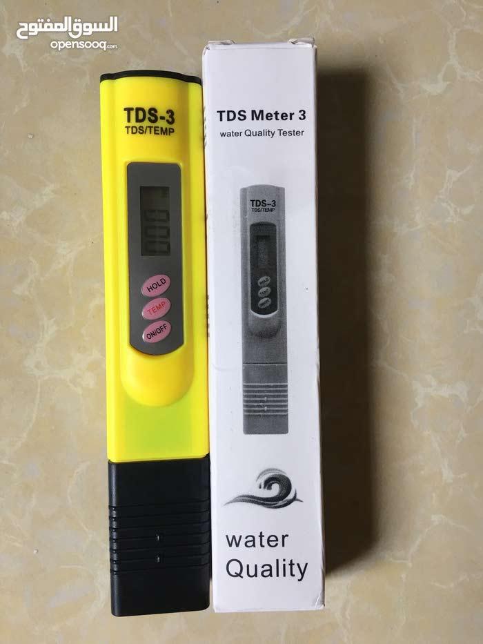 جهاز قياس ملوحة المياه TDS-3