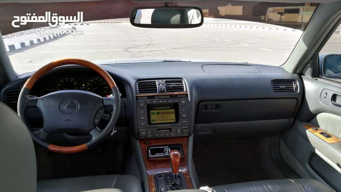 Used condition Lexus LS 1998 with 1 - 9,999 km mileage