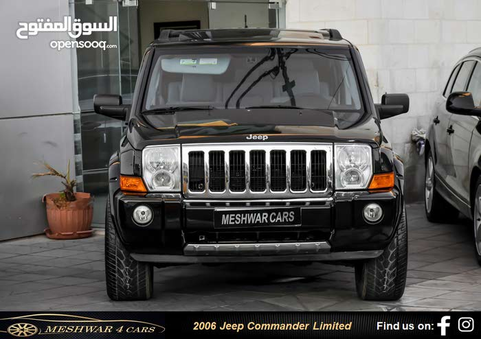 Commander 2006 for Sale