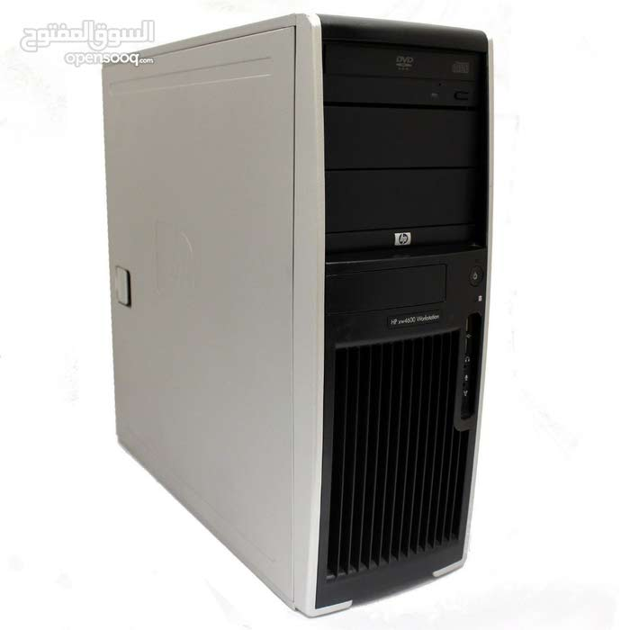 SERVER HP WORK STATION PC European