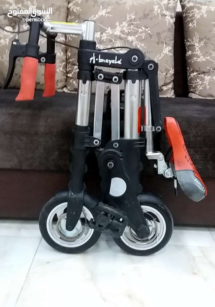 Japan import Road Foldable Portable Bike single speed in great condition for sal