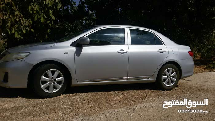 For sale Toyota Corolla car in Ajloun