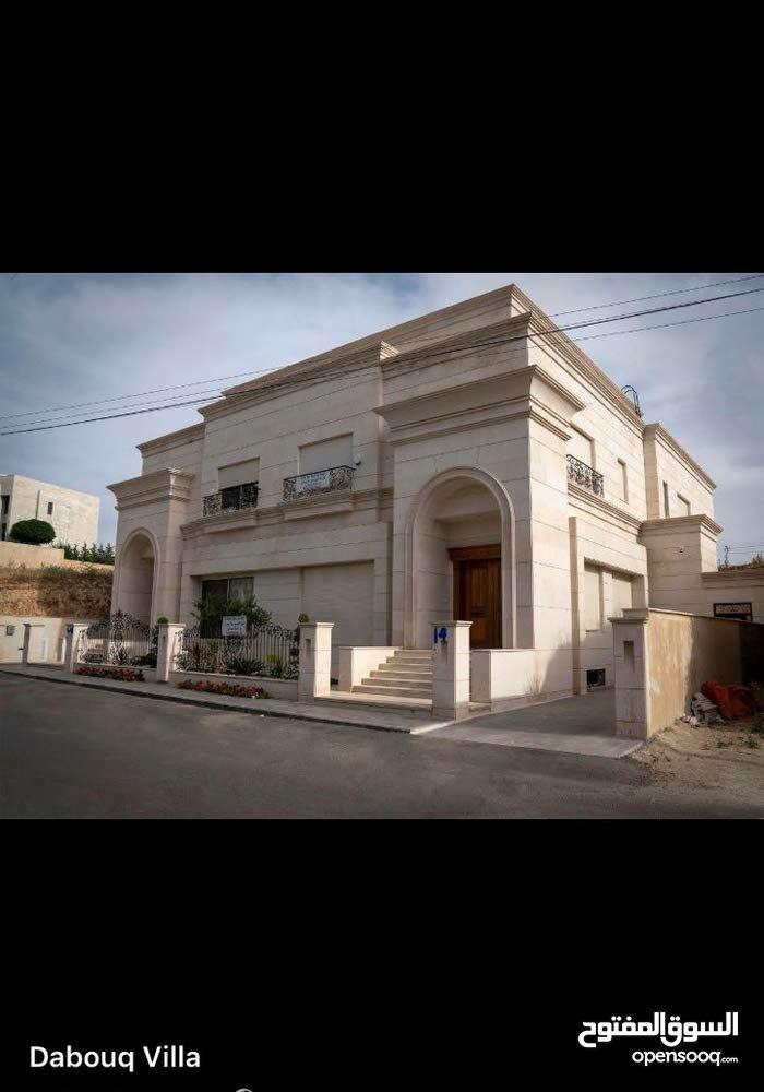 فيلا للبيع مساحه 700م في عمان منطقه دابوق تلفون