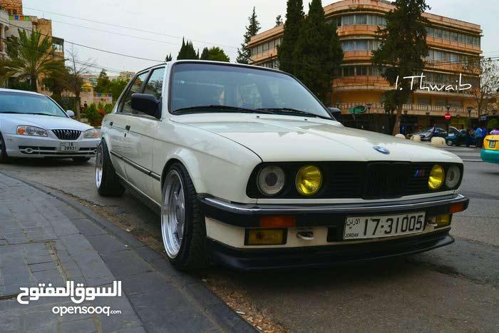Used BMW 320 in Amman