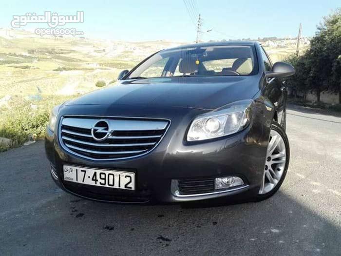 اوبل انسغنيا 2011 للبيع Opel Insignia