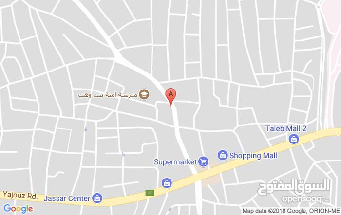 for sale apartment in Zarqa  - Jabal El Shamali  Rusaifeh