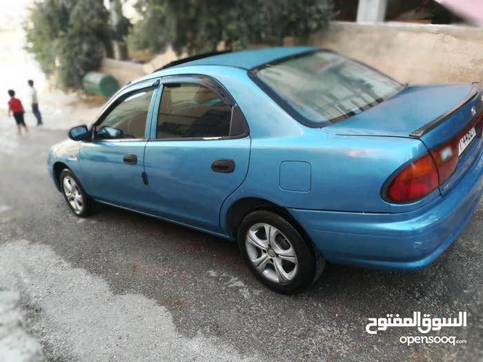 1997 Used 323 with Manual transmission is available for sale