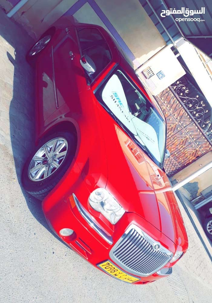 Red Chrysler 300C 2010 for sale