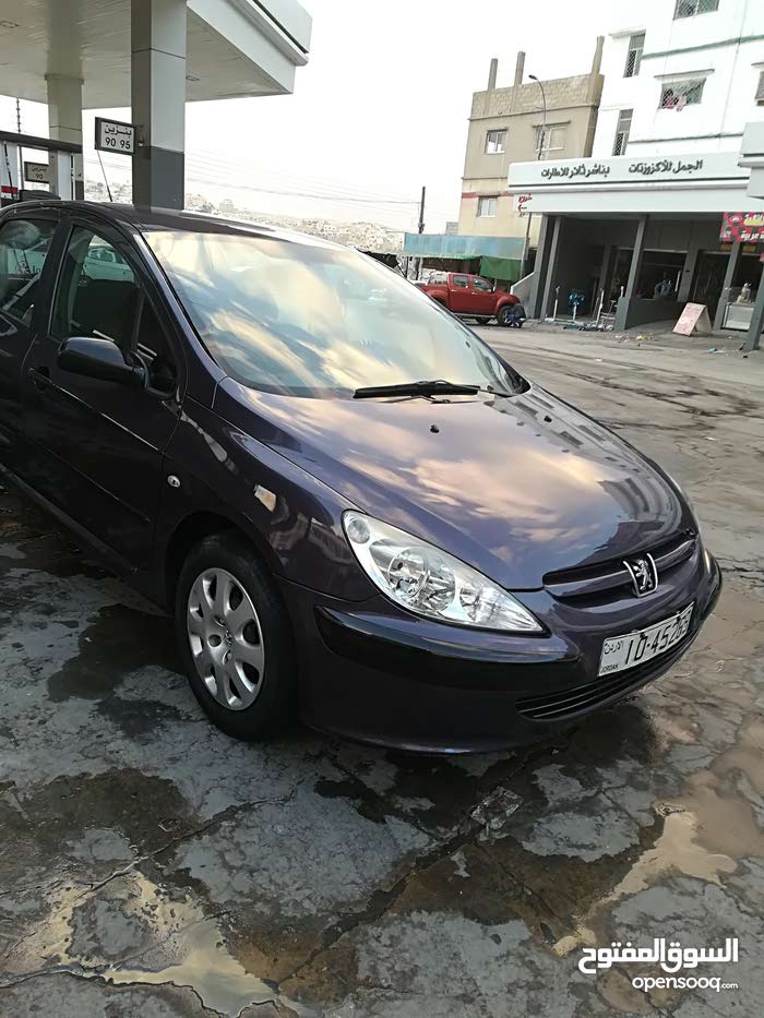 Used condition Peugeot 307 2005 with 150,000 - 159,999 km mileage