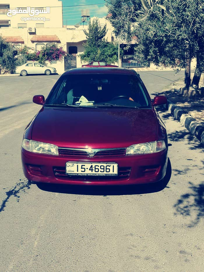 Used Mitsubishi Lancer in Amman
