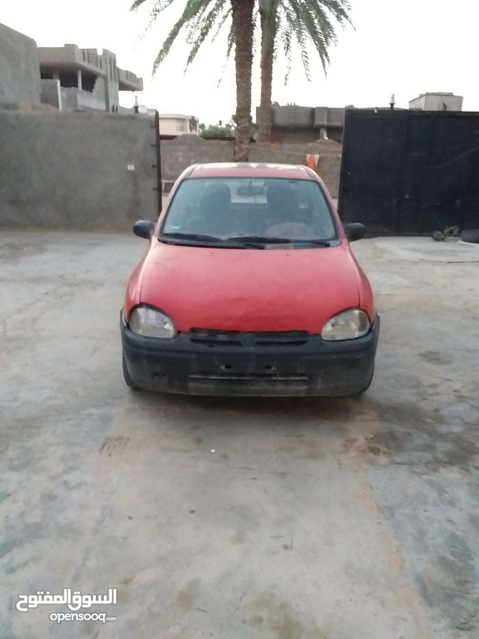 Used Opel Corsa in Al-Khums