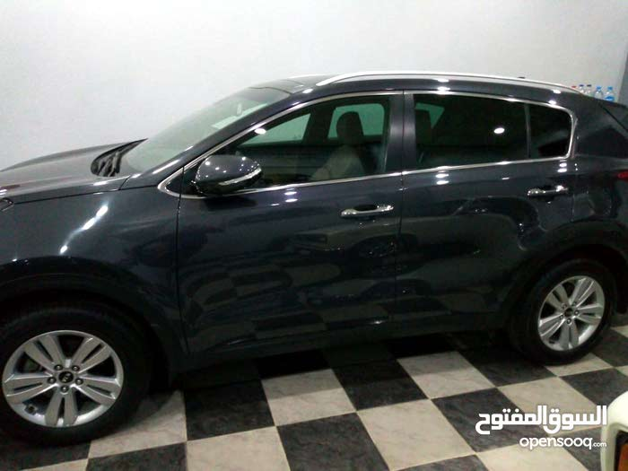 Kia Sportage made in 2017 for sale