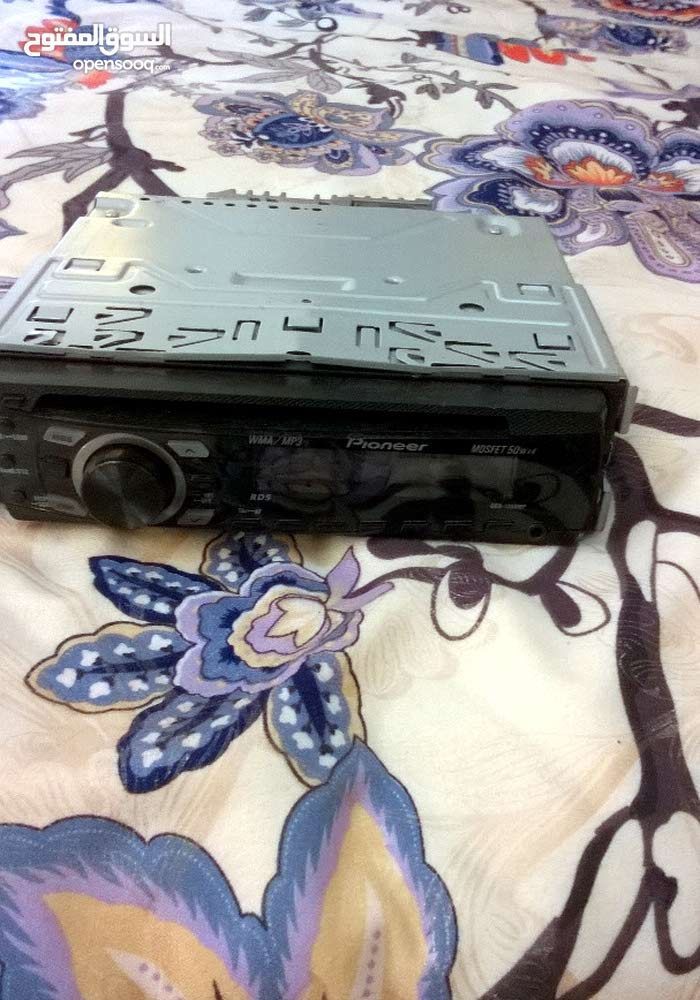 جهاز عربة cd وام بى ثرى