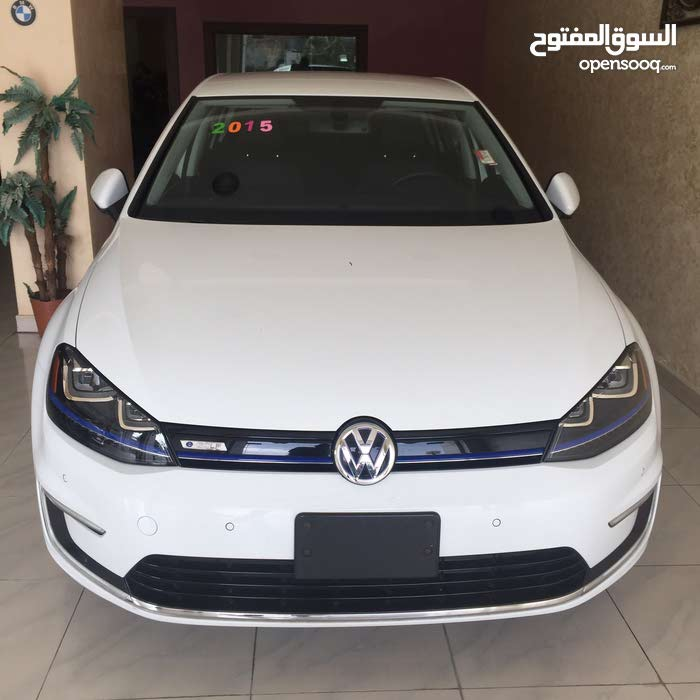 Automatic Volkswagen Golf 2015