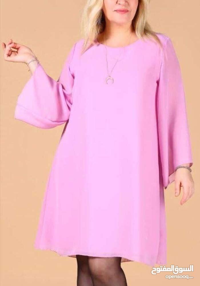 فستان نسائي قياس خاص