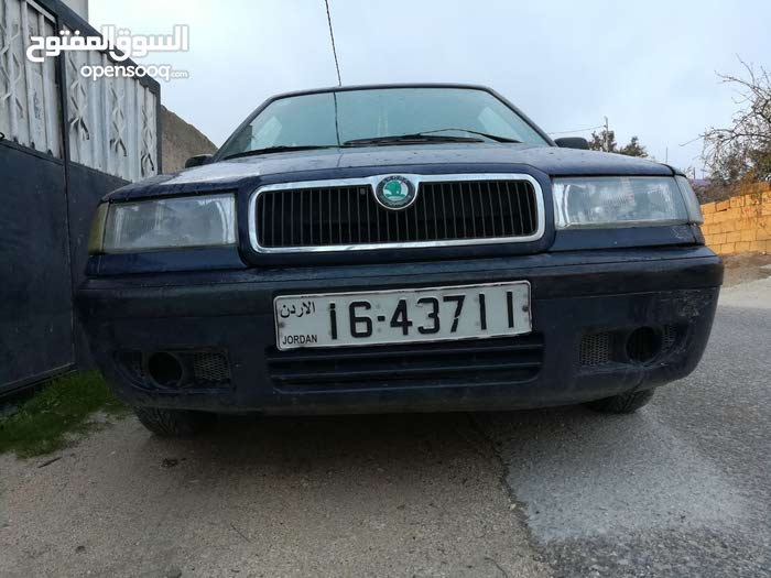 Skoda Felicia car for sale 1999 in Madaba city