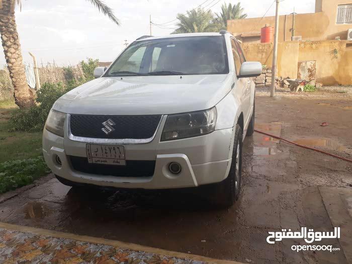 For sale 2012 White Grand Vitara