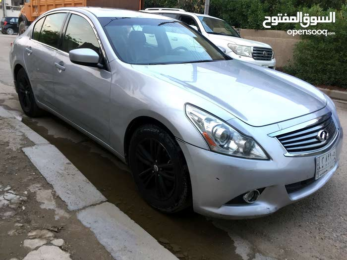 G37 2013 - Used Automatic transmission