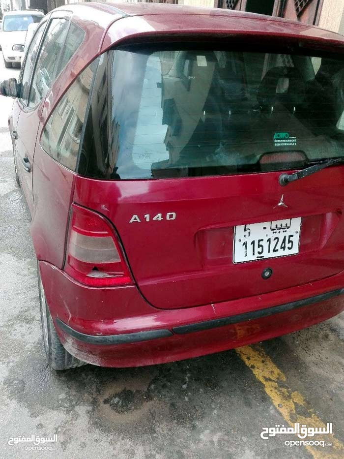 Used Mercedes Benz A 140 in Tripoli