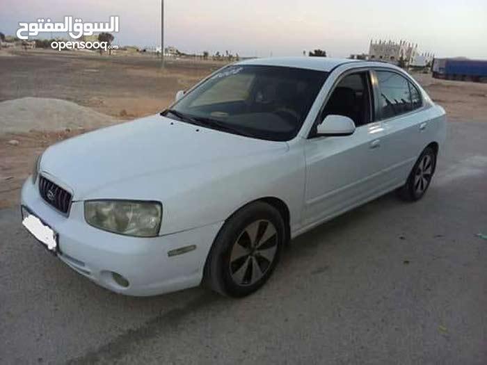 For sale Hyundai Avante car in Ma'an