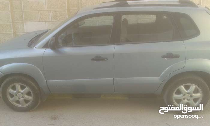 Automatic Green Hyundai 2006 for sale