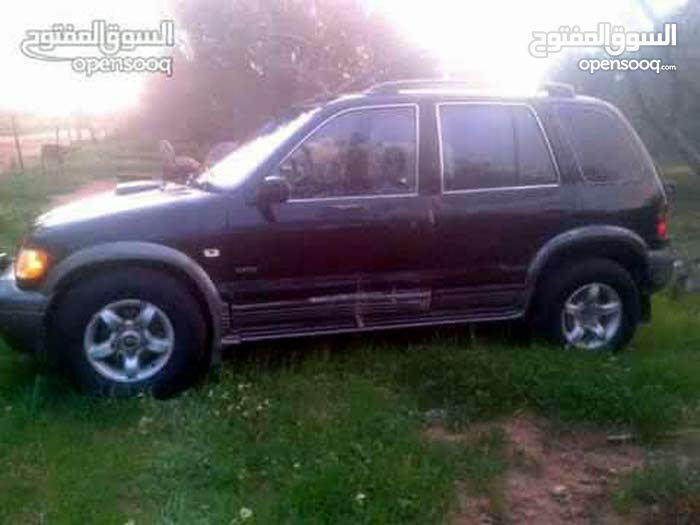 2000 Sportage for sale