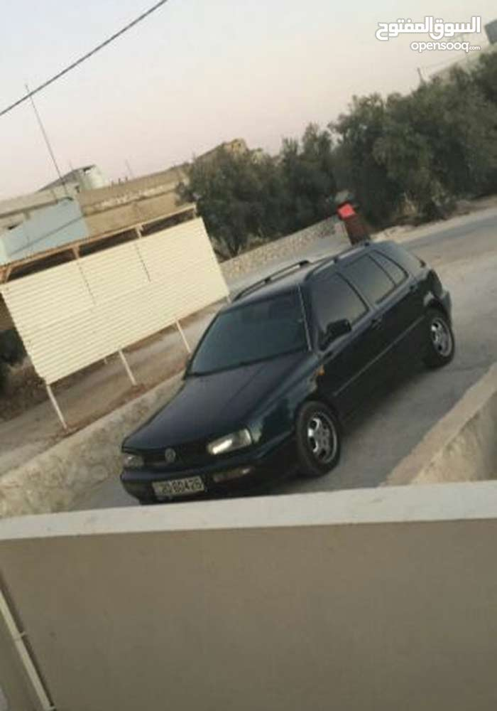 1997 Used Golf with Automatic transmission is available for sale