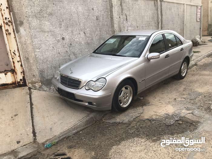Mercedes Benz A Class car for sale 2002 in Ajdabiya city