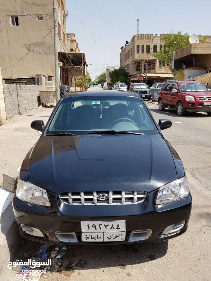 Used 2001 Accent in Baghdad