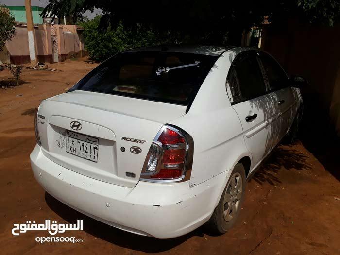 Hyundai Accent 2008 - Omdurman