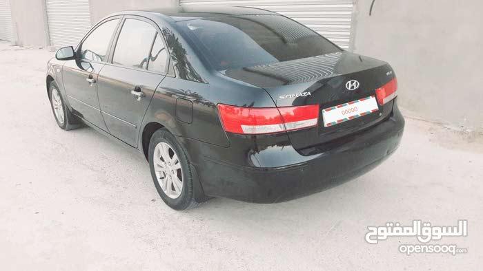For sale 2009 Black Sonata