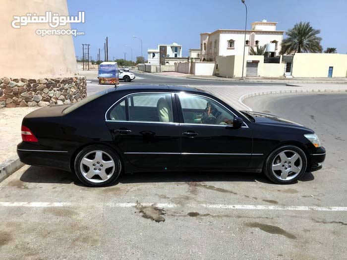Available for sale! +200,000 km mileage Lexus LS 2004