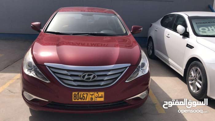 For sale 2014 Red Sonata