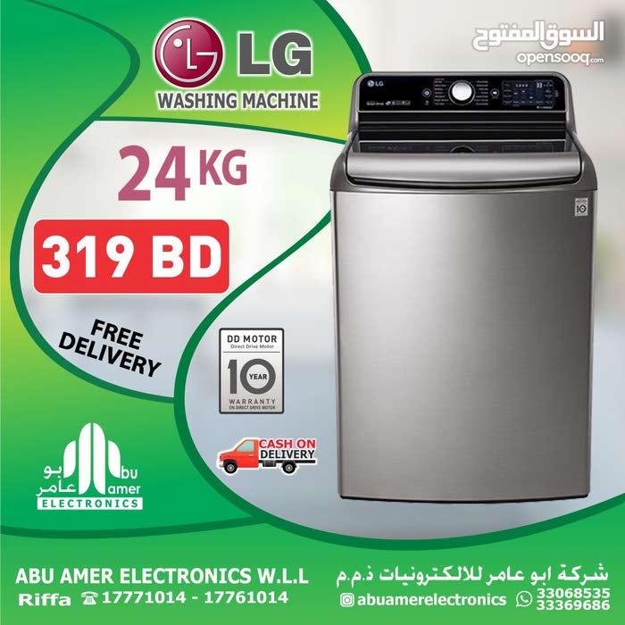 LG Washing Machine 24 KG