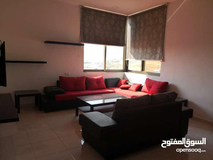 Fifth Floor  apartment for rent with Studio rooms - Amman city Airport Road - Nakheel Village