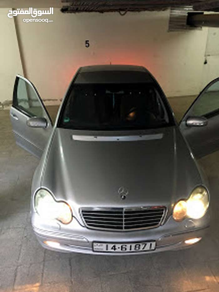 2003 Used C 180 with Automatic transmission is available for sale