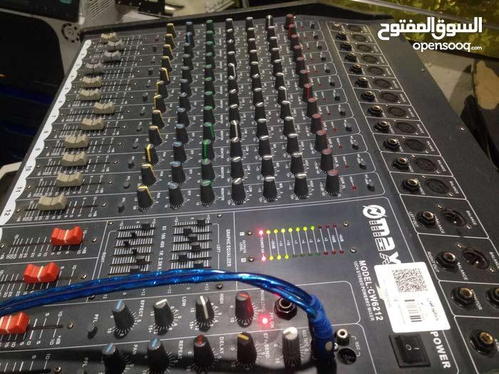 مكبر صوت مكسر من شركة max