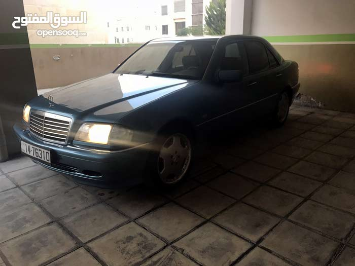 Automatic Mercedes Benz 1998 for sale - Used - Amman city