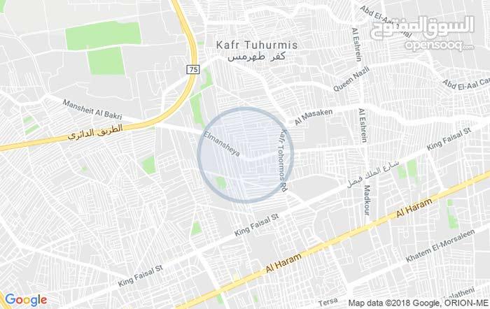 منزل للبيع متفرع من شارع ميدان الساعه رابع نمرة من ش م الساعه متشطب سوبر لوكس