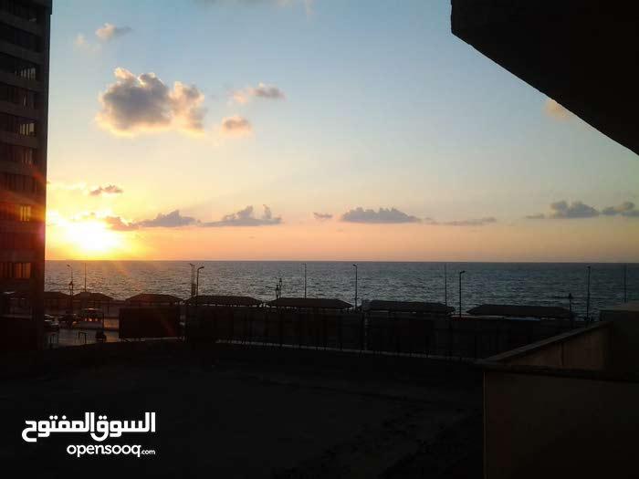 Sea view apartment in Louran - Alexandria for sale, Prime Location