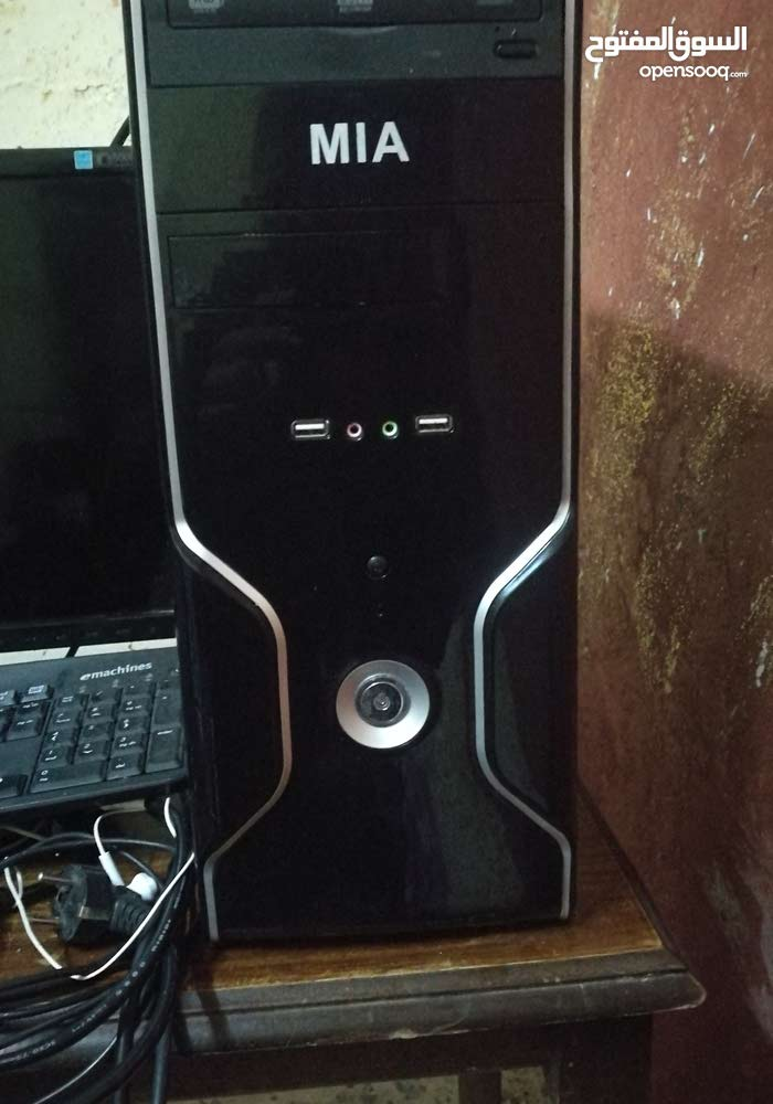 A clean Used Gaming PC available for immediate sale.