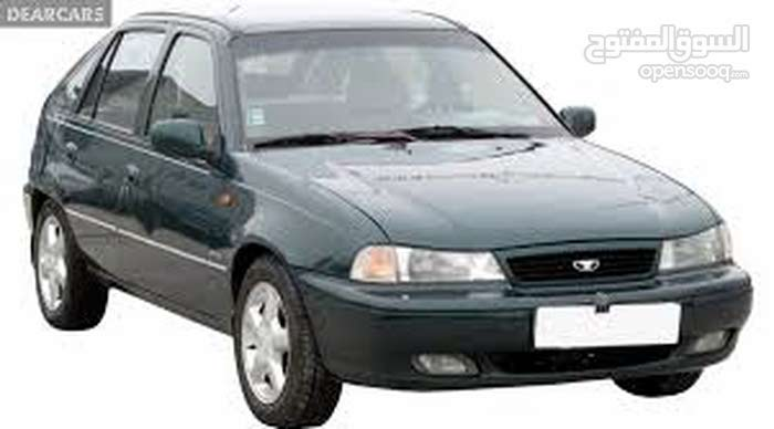 Available for sale! +200,000 km mileage Daewoo Nexia 1999