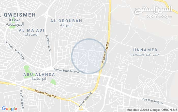 Apartment property for rent Amman - Abu Alanda directly from the owner