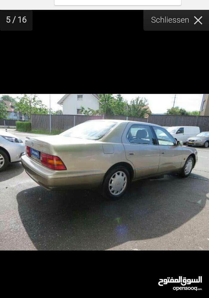 Lexus LS in Jameel