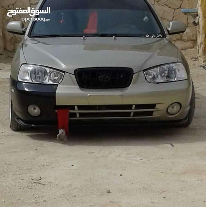 Used Hyundai Avante for sale in Mafraq